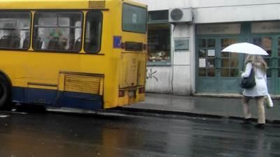 autobus prevoz kiša gsp