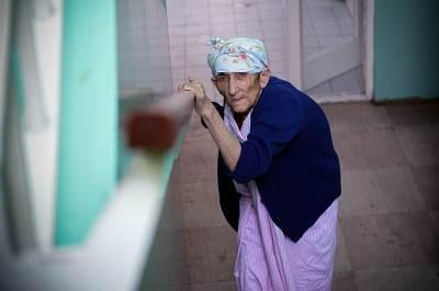 starica, baka, baba, prihvatilište, nezbrinuta lica, stari, stara lica, nezbrinuti, beskućnik, beskućnici