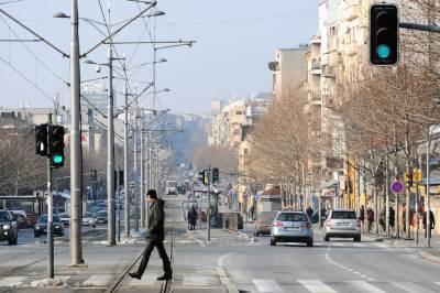 bulevar kralja aleksandra, zvezdara, lion, ulica, ulice, pešak, semafor, grad, beograd, saobraćaj,