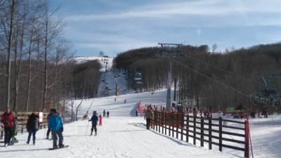 planina, skijanje, zima, sneg