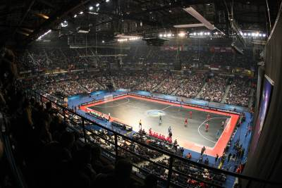 futsal, srbija, slovenija