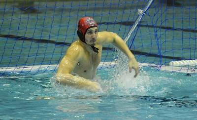 Dimitrije Rističević, vaterpolo