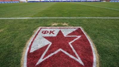 zvezda grb trava tribine gasprom stadion