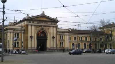 železnička stanica, zeleznicka