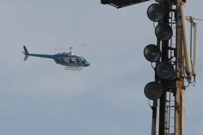 helikopter humska derbi fudbal