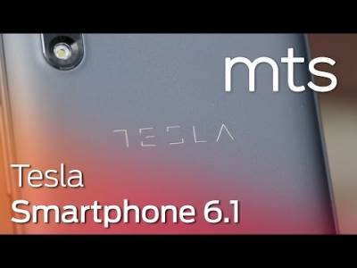 mts, tesla, tesla smartphone, tesla smartphone 6.1