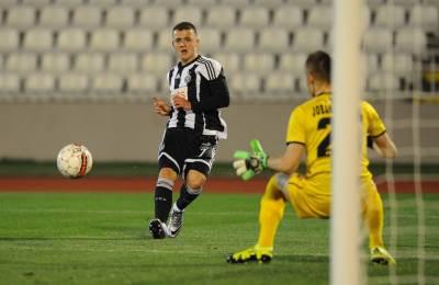 Nemanja Mihajlović, FK Partizan, Partizan