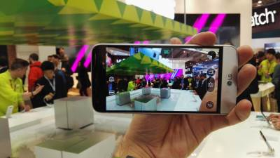 LG G5, G5, Android, MWC, MWC16, MWC 2016, LG G5 uživo