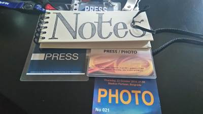 novinari, pres legitimacija, novinarska legitimacija, press