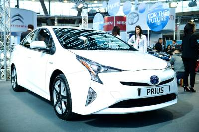 Toyota Prius, sajam automobila, beogradski sajam, noviteti,