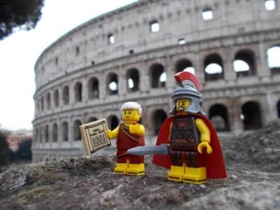 Lego, lego figurice, turizam, lego fotografije
