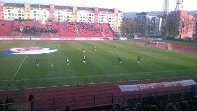 Borac - Partizan, Banjaluka