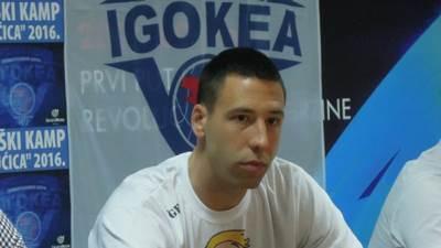 Vuk Radivojević, KK Igokea