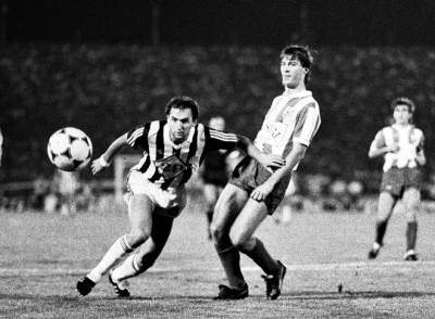 Partizan, tim Partizana 1982. godine, Dragan Mance