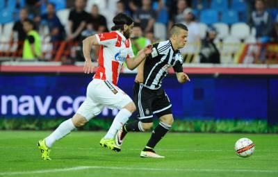Nemanja Mihajlović, Partizan, derbi, večiti derbi