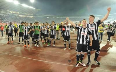 Nemanja Mihajlović, Partizan, derbi, večiti derbi, Dušan Vlahović