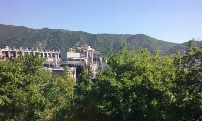 Đerdap, Hidroelektrana Đerdap, brana, đerdapska brana