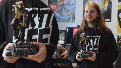 Mortal Kombat, KlanRUR, Mortal Kombat XL, MKXL, BobRoss