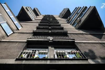 beograd, zgrada, socijalistička, socijalizam, fasada, arhitektura,  stanovi, stan, stanar