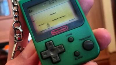 Nintendo, GameBoy, Konzola, Konzole, Igre, Igra, Nintendo konzola, Mario, Super Mario, SuperMario