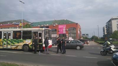 trudnica vidikovac kneza višeslava udes policija autobus nesreća