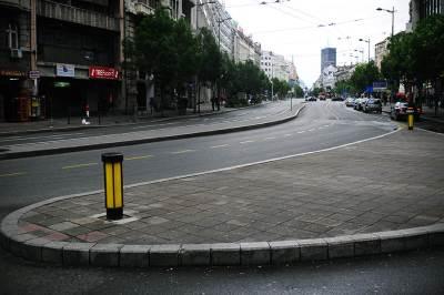 praznici, prazne ulice, ulica, beograd, beograđani,