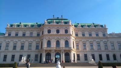 Belvedere, Beč