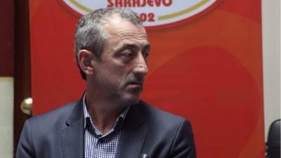Simposar, Mehmed Baždarević