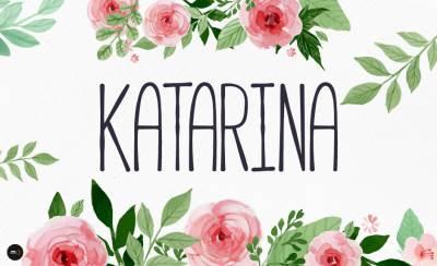 ime, katarina
