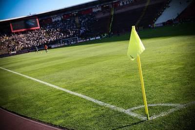 fudbal, teren, korner, trava, stadion,