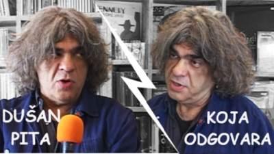 Dušan Kojić Koja, rokeri, muzika, mondo tv