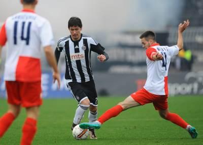 Partizan, Vojvodina, Saša Lukić