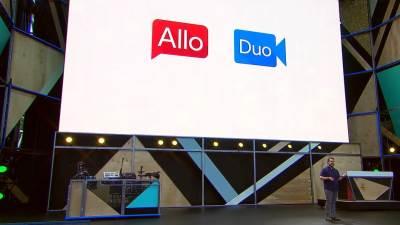 Google Allo, Google Duo, Google, Google I/O,