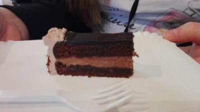 torta, parče torte