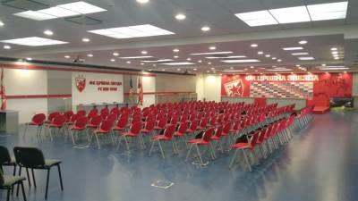 FKCZ, Crvena zvezda, marakana, stolice, stadion