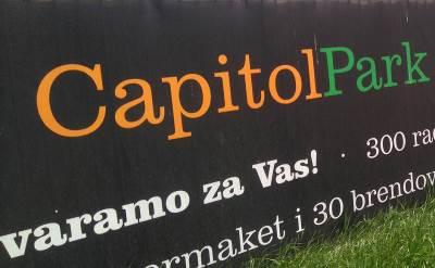 capitol park rakovica