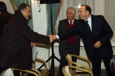 Nenad Bjeković, Ivan Ćurković