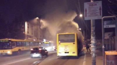 autobus požar