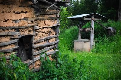 vlasina, selo, priroda, suhi dol,