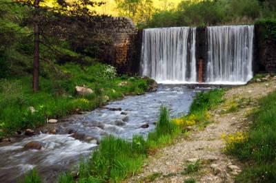 vodopad, vlasina, reka, voda, priroda, potok,