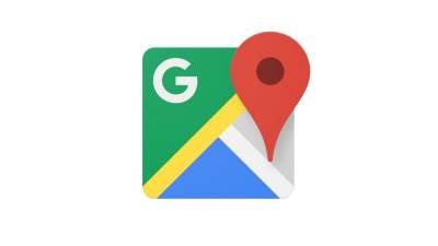 Google Maps, mape,