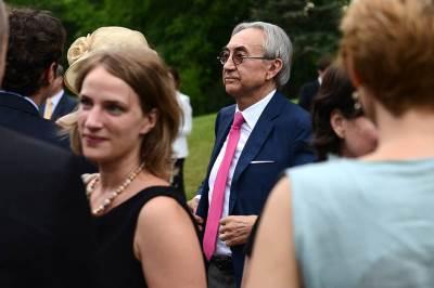 miroslav mišković, rođendan kraljice elizabete, britanska ambasada