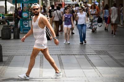 leto, lepo vreme, beograđani, beograd, temperatura, vruće, toplo,