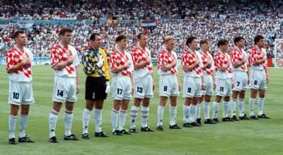 Hrvatska, Prosinečki, Boban, Šuker, tim Hrvatske iz 1998.