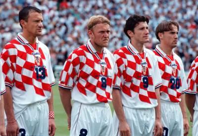 tim Hrvatske iz 1998, Prosinečki, Šuker