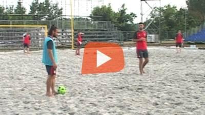 fudbal, sport, fudbal na pesku, mondo tv