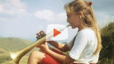 truba, devojčica, mondo tv