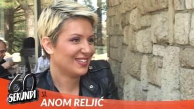 Ana Reljić, 60 sekundi, mondo tv