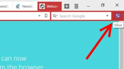 Viber Chrome VIVALDI ekstenzija, VIVALDI, Chrome, Viber, Vajber