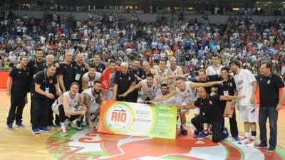 orlovi košarkaška reprezentacija Srbije